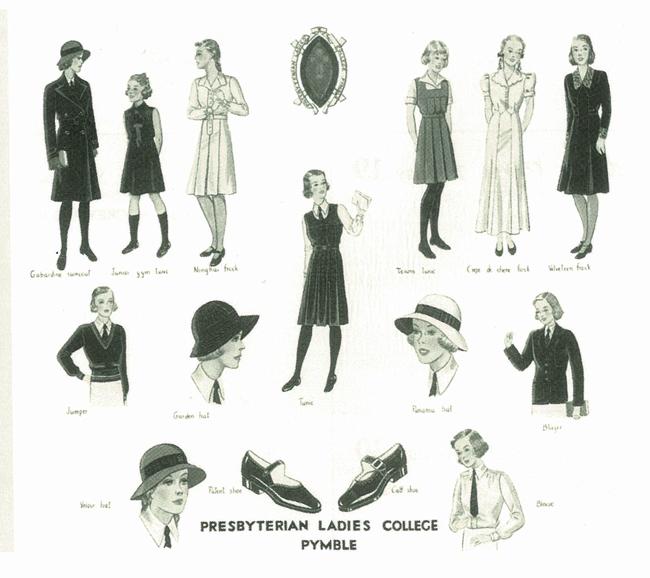 Uniform-1930s-1950s