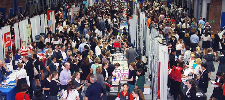 Career expo exhibitors