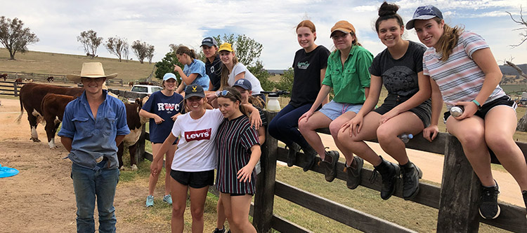 Year 11 Agriculture Excursion2