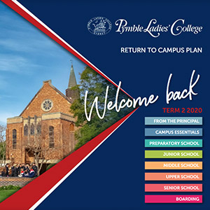 return to campus cover copy